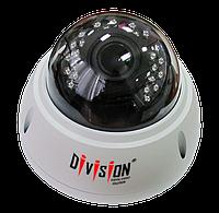 IP Видеокамера Division DE-225VFIR21 (2,8-12mm, 7-22mm)