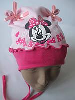 Осенние шапочки для девочек.