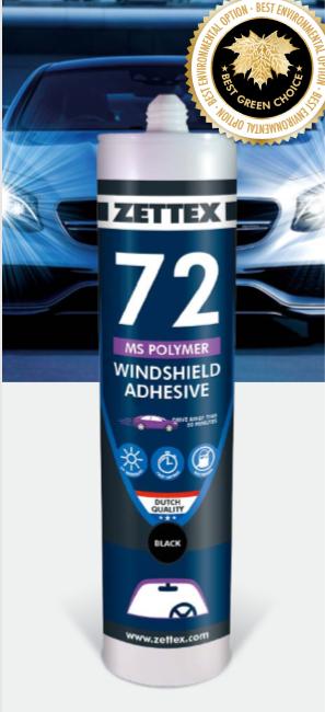 Windshield Adhesive MS Polymer 72