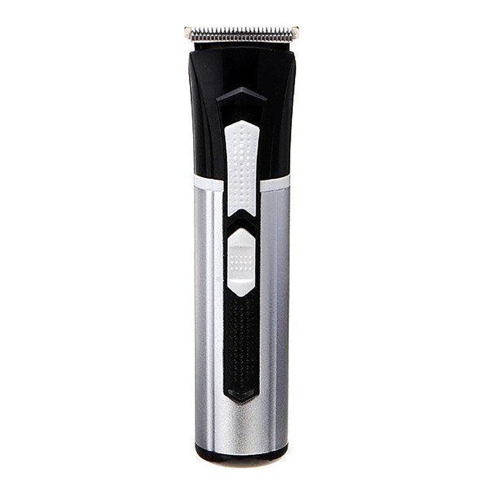 Профессиональная машинка для стрижки волос с насадками Kemei LFQ-KM-3007 | триммер для волос