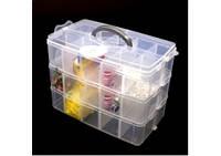 Органайзер для хранения 25*16,5*19 см