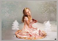 """Новорічний, карнавальний костюм """"Принцеса"""", """"Золушка"""", """"Попелюшка-бал"""". ПРОКАТ у Львові, фото 1"""