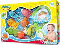 """Набор игрушек для ванной """"Рыбалка""""  scs"""