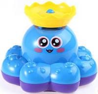 """Игрушка для ванной """"Осьминог-фонтанчик""""  scs"""