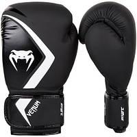 Оригинальные Боксерские Перчатки Venum Contender 2.0 Boxing Gloves - Black/White