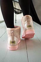 Угги женские в стиле UGG Australia Classic Mini, фото 3