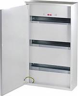 Шкаф распределительный металлический навесной, 36 модулей 480х255х125 мм (Karwasz), Польша