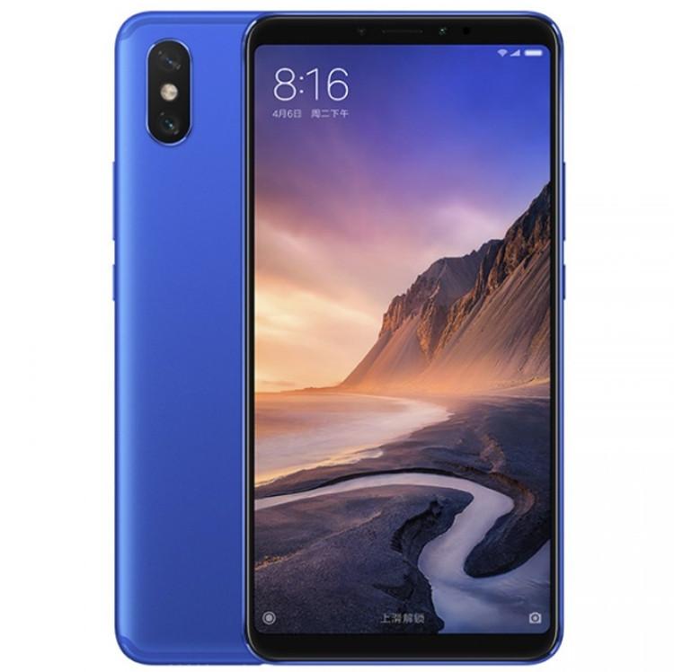 Смартфон Xiaomi Mi Max 3 6/128(Blue)