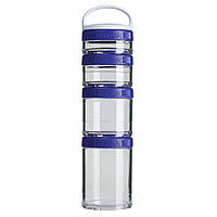 Контейнер спортивный BlenderBottle GoStak Starter 4 Pak Purple, ORIGINAL R145325