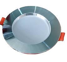 Панель LED downlight 5W 5000K срібло+срібло Premium (100шт/ящ) ТМ LUMANO (24 місяців гарантія)