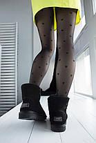 Угги женские в стиле UGG Australia Classic Mini Bailey Button, фото 3