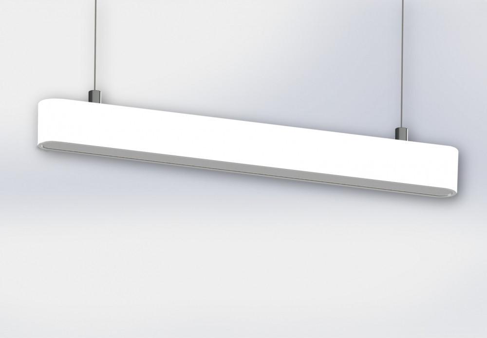 Лінійний підвісний світлодіодний світильник HC-002-045-42-УХЛ-IP20 LINEA-120 43Вт 4000K  8397