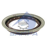 Сальник 145x175x205x18 / 20мм ступицы с ABS Mercedes-Benz ACTROS / AXOR (0209970547 | 010.202)