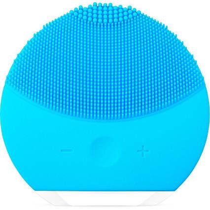 Электрическая щетка для очистки лица Forever Lina Mini 2 Blue