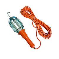 Світильник гаражний 250В 5м (переноска) оранж/жовтий R
