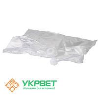 Пакеты для разбавления и разлива спермы с трубкой и пробкой, объем 5 л