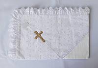 Крыжма для крещения (бязь 75 х 110)