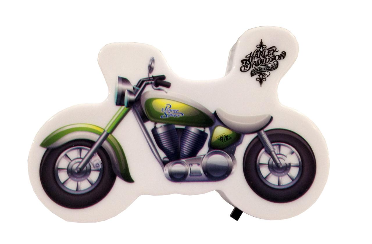 Нічник дитячий LED Мотоцикл 1,0W LU-ND-0003-15 (240шт/ящ) TM LUMANO