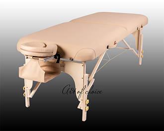 Кушетка массажная переносная Двух секционный складной массажный стол-кушетка для массажа массажиста арт.TOR
