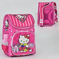 Рюкзак школьный N 00173, 1 отделение, 3 кармана, спинка ортопедическая
