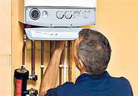Промыть от накипи котел отопления, газовую колонку или теплообменник