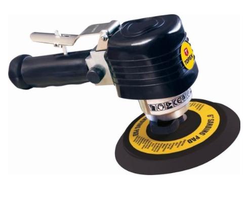 Пневматический эксцентриковый шлифовальный станок Topex 74L215 150 мм