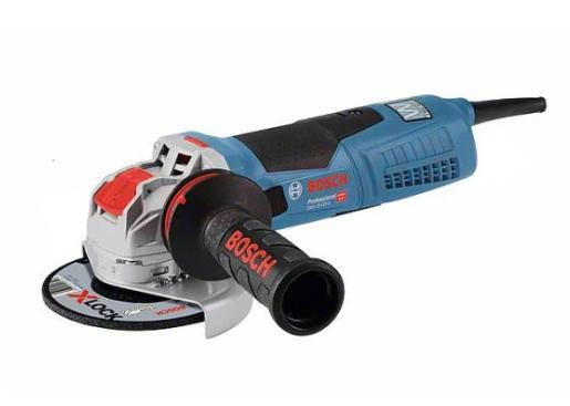 Угловая шлифовальная машина X-Lock Bosch GWX 19-125 S