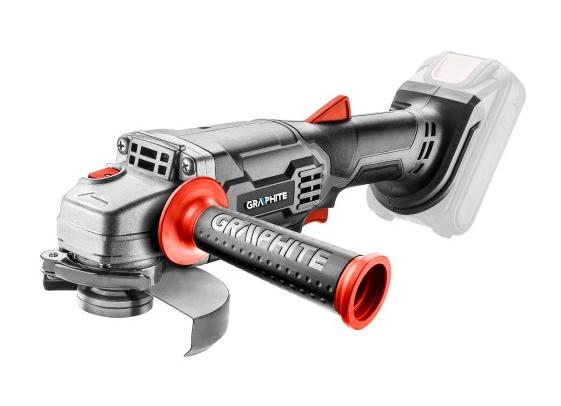 Угловая шлифовальная машина Graphite Energy + 58G003
