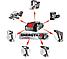 Угловая шлифовальная машина Graphite Energy + 58G003, фото 2