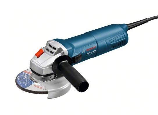 Угловая шлифовальная машина  Bosch GWS 11-125