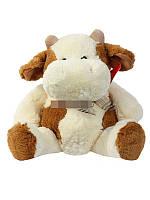 Мягкая игрушка корова (33см)