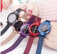 Модные женские наручные часы Starry Sky Watch на магнитной застёжке