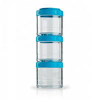 Контейнер спортивный BlenderBottle GoStak 3 Pak Aqua, ORIGINAL R145326