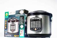 Мультиварка Rainberg RB-6209 6л, 1000 Ватт,  45 программ + йогуртница пароварка, фото 1