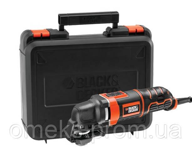 Многофункциональный инструмент Black&Decker MT300KA с осциллирующим механизмом, 300Вт