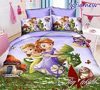 Комплект детского постельного белья Sofia new