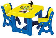 Парты, столы, стульчики