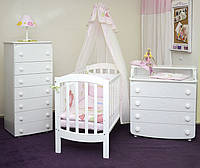 Кроватка для новорожденных Эконом