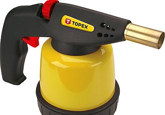 Газовая горелка 190г Topex 44E141