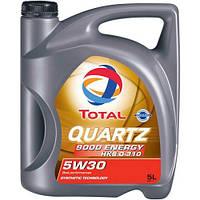 Моторное масло TOTAL QUARTZ 9000 Energy HKS 5W-30 5л  (R131)
