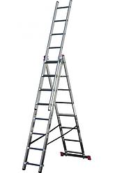 Лестница многоцелевая 3х10  Krause CORDA