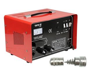 Пуско-зарядное устройство 12 / 24В 25А 350Ач Yato YT-8305