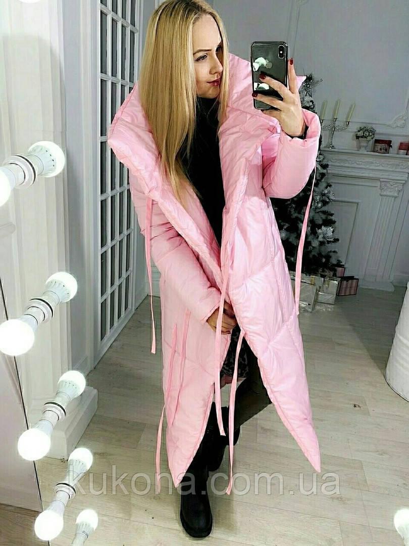Куртка женская зимняя. Цвет: хаки, чёрный, розовый, серый , красный