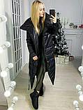 Куртка женская зимняя. Цвет: хаки, чёрный, розовый, серый , красный, фото 7