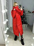 Куртка женская зимняя. Цвет: хаки, чёрный, розовый, серый , красный, фото 6
