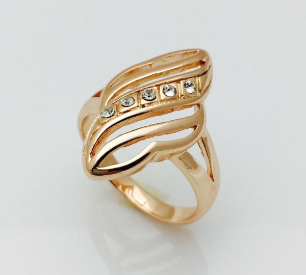 Кольцо женское Fallon, Большое размер 17, 18, 19, 20
