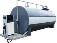Резервуар для хранения дизельного топлива или бензина