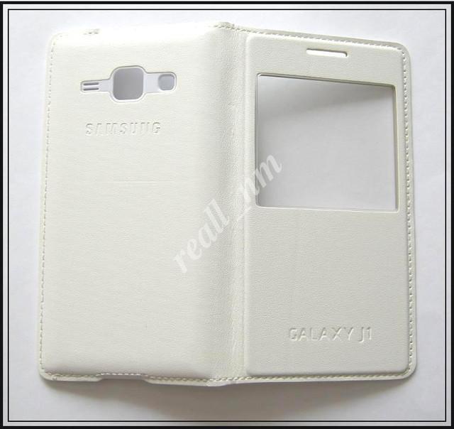 чехол view cover для Samsung Galaxy J100 J1