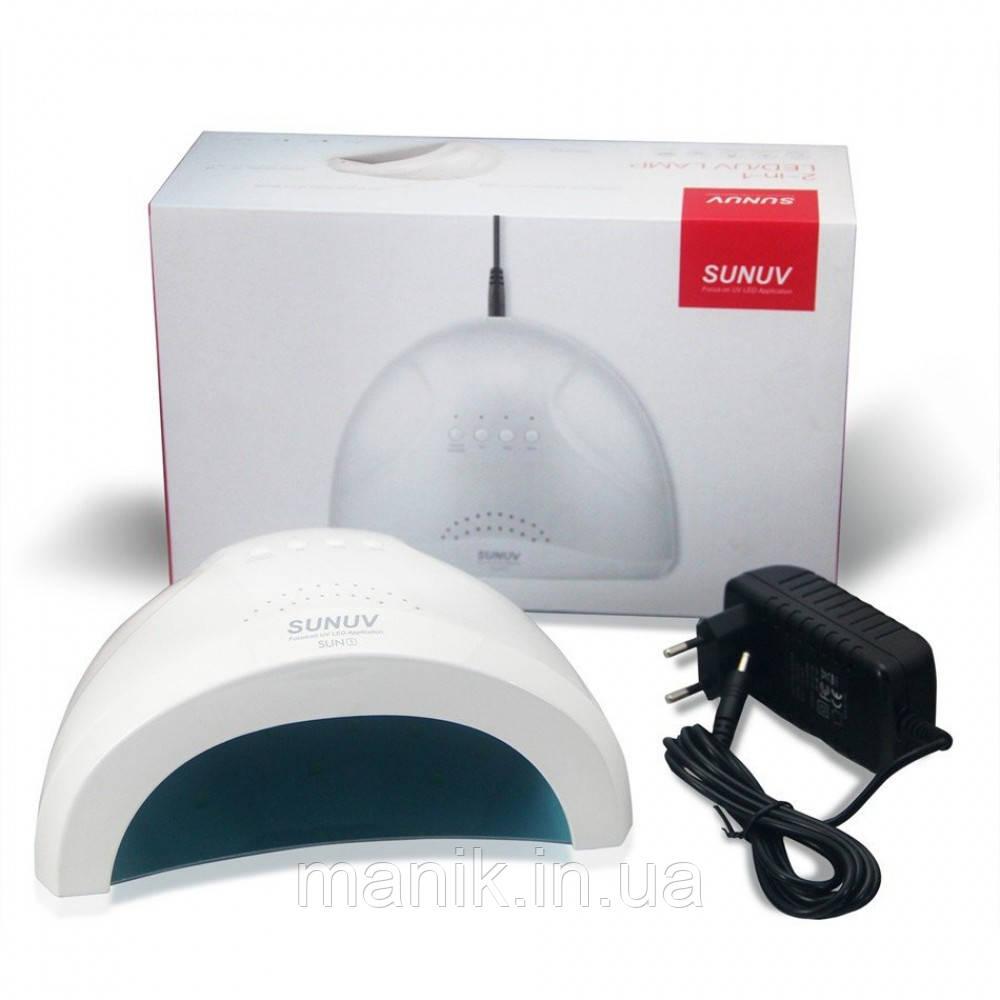 Гибридная лампа SUNUV LED SUN One 48 Вт Оригинал!