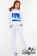 Спортивный костюм женский велюр IS/-329, фото 1